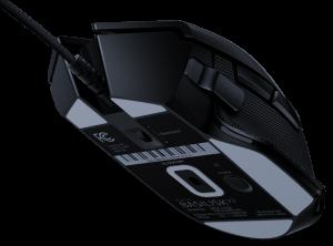 Gaming Maus Razer Basilisk V2 Bottom