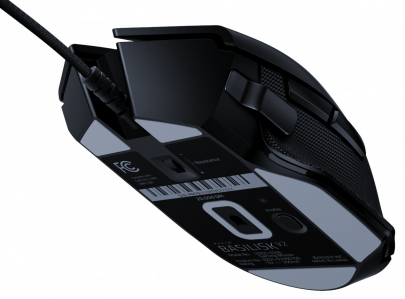 Gaming Maus Razer Basilisk V2 Bottom