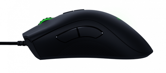 Gaming Maus Razer Deathadder Elite Side