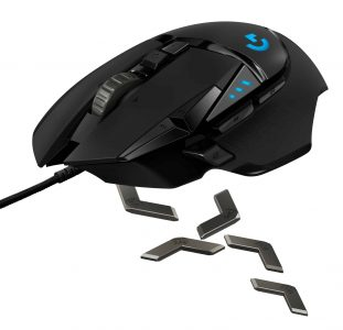 Gaming Maus Logitech G502 Hero Iso